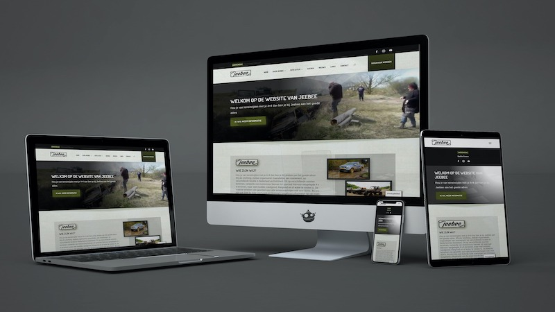 Landingspagina's laten ontwerpen, Webdesign Empel